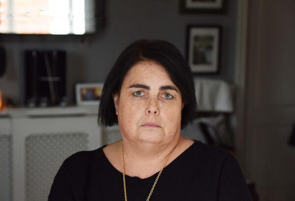 "Antoinette McGree: ""Portlaoise is a prison town"".       Picture: Moya Nolan"