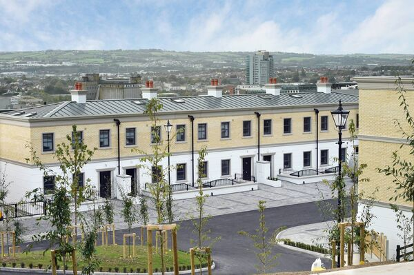 Sixteen new homes in the grounds of the original Arbutus Lodge sold out at prices from €610,000 to €720,000, after a showhouse  launch in October