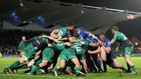 Connacht's challenge not enough as Glasgow put on assured display