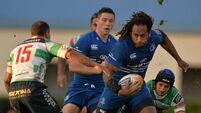 Narrowest of wins sees Leinster move up to third