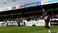 Masterson to debut for Connacht