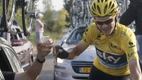 Froome completes remarkable journey
