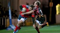 Win keeps Munster in League driving seat