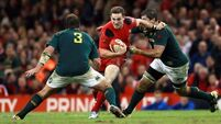 SA deny Wales victory in ferocious match-up