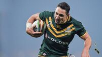 Australian rugby player held by police over nightclub fight