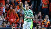 Stokes strike sees Celtic through to Scottish Cup final