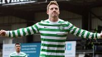 Commons injury worry for Celtic