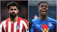 Football rumours: AC Milan after Wilfried Zaha; Arsenal consider Diego Costa move