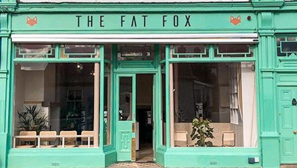 The Fat Fox cafe in Greystones where the owners had hoped to be able to seat 70 people at a time, but had to totally change because of the coronavirus pandemic.