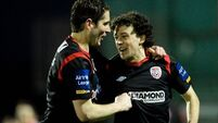 Airtricity League roundup: Candystripes come from behind to beat Dundalk
