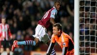 Benteke stars as Sunderland are hit for six