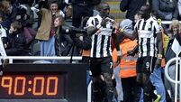 Perseverance pays off for Cisse