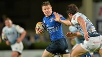 No O'Driscoll for Leinster in crunch Munster clash