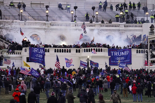 Trump wants everything his heart desires — including riots