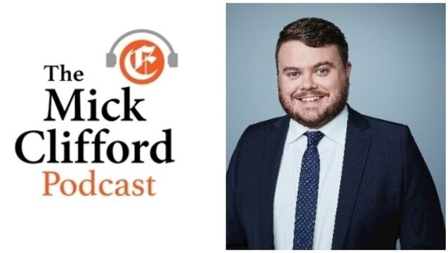 Mick Clifford Podcast: Donie O'Sullivan on rooting out the real 'fake news'