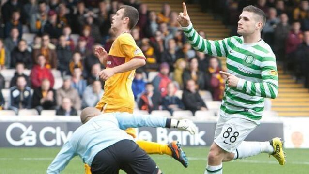 Motherwell clinch Europa spot against Celtic