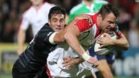 Home win gets Ulster off the mark
