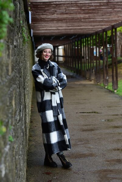Niamh O'Donoghue, journalist and social media editor. Photograph Moya Nolan
