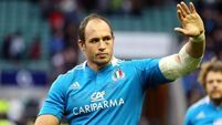 Parisse to captain Barbarians