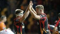 Revenge for Dragons against Ulster