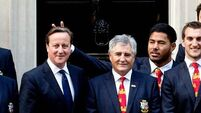 Ex-England star brands Tuilagi a 'prat' after Downing St prank