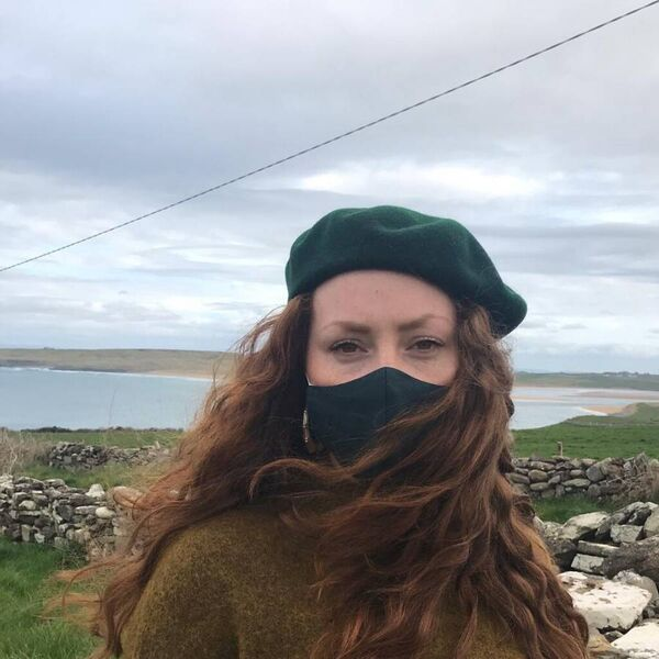 For every mask purchased, We Make Good will give one to someone in Direct Provision.
