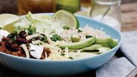 Derval O'Rourke: an easy, healthy burrito bowl