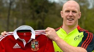 O'Connell to captain the Lions