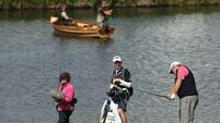 Lowry fades as Holland's Luiten holds Irish Open lead