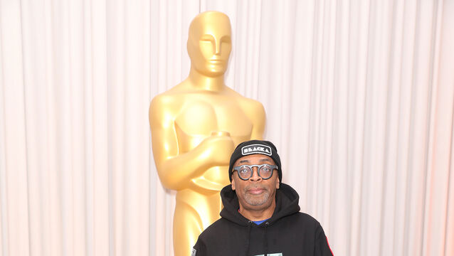 "Spike Lee said he had ""more joints to make"" as he was honoured for his glittering Hollywood career (Isabel Infantes/PA)"