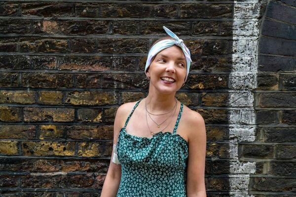 Amelia Page fvckcancer.co.uk for Caroline Delaney