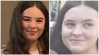 Teenage sisters found safe and well