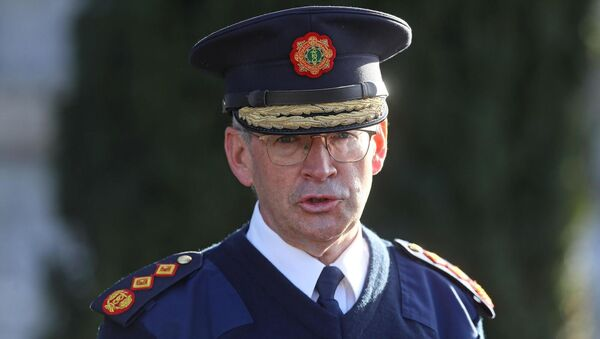 Garda Commissioner Drew Harris. File picture