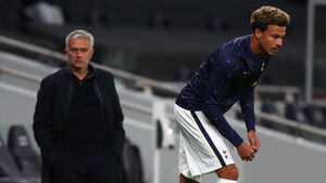 Jose Mourinho refuses to discuss Dele Alli's future at Tottenham