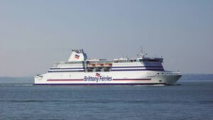 Brexit: Brittany Ferries to commence Ireland-France route two months early