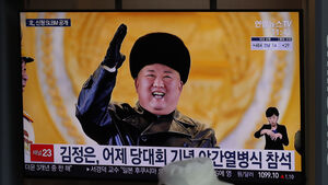 North Korea's parliament to approve Kim Jong Un's agenda