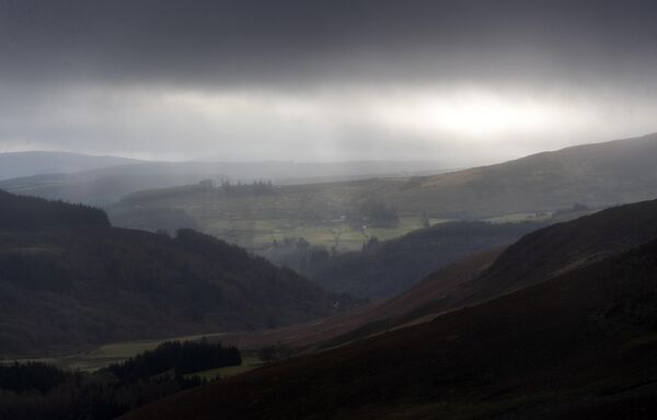 This weekend saw a hundred people fined for travelling to the Wicklow mountains and breaking lockdown travel restrictions. Picture: Colin Keegan/Collins Dublin