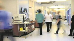 Nearly 2,000 Covid patients in hospital but close contacts falling