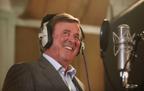 Legendary Broadcaster, Terry Wogan. Picture: Katie Collins/PA Wire