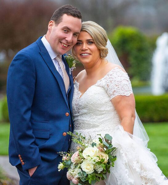 Aisling Kelly and Donnagh Moynihan got engaged in Limerick and married in Killarney