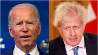 Questions for the 'special relationship' as Biden enters the White House