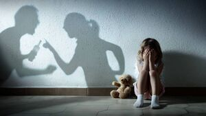 Children are the 'invisible casualties' in abusive homes