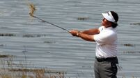 Mickelson in contention at Scottish Open