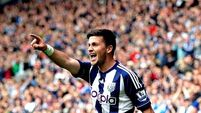 Long goal not enough for West Brom
