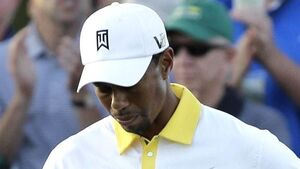 Woods could be disqualified from Masters