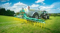All slurry spreading must now be low emission on derogation farms