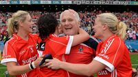 Cork v Dublin - TG4 All-Ireland Ladies Football Senior Championship Final