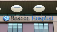 FILE PHOTO The Beacon Hospital has today reached an agreement with the HSE to provide additional surge capacity for the health s
