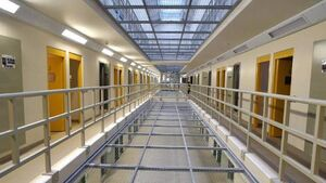 Cork Prison officer hospitalised after           contracting Covid-19