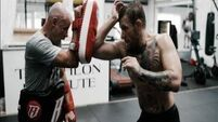 Conor McGregor's conditioning coach: 'The camp has been flawless'
